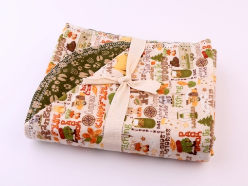 Ammee's Hemstitched Blankets